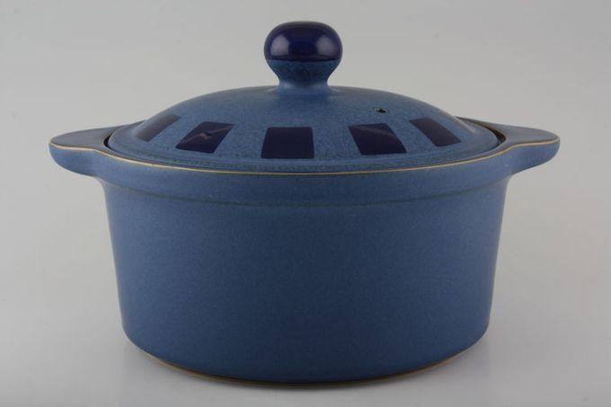 Denby Reflex Casserole Dish + Lid Blue 3pt