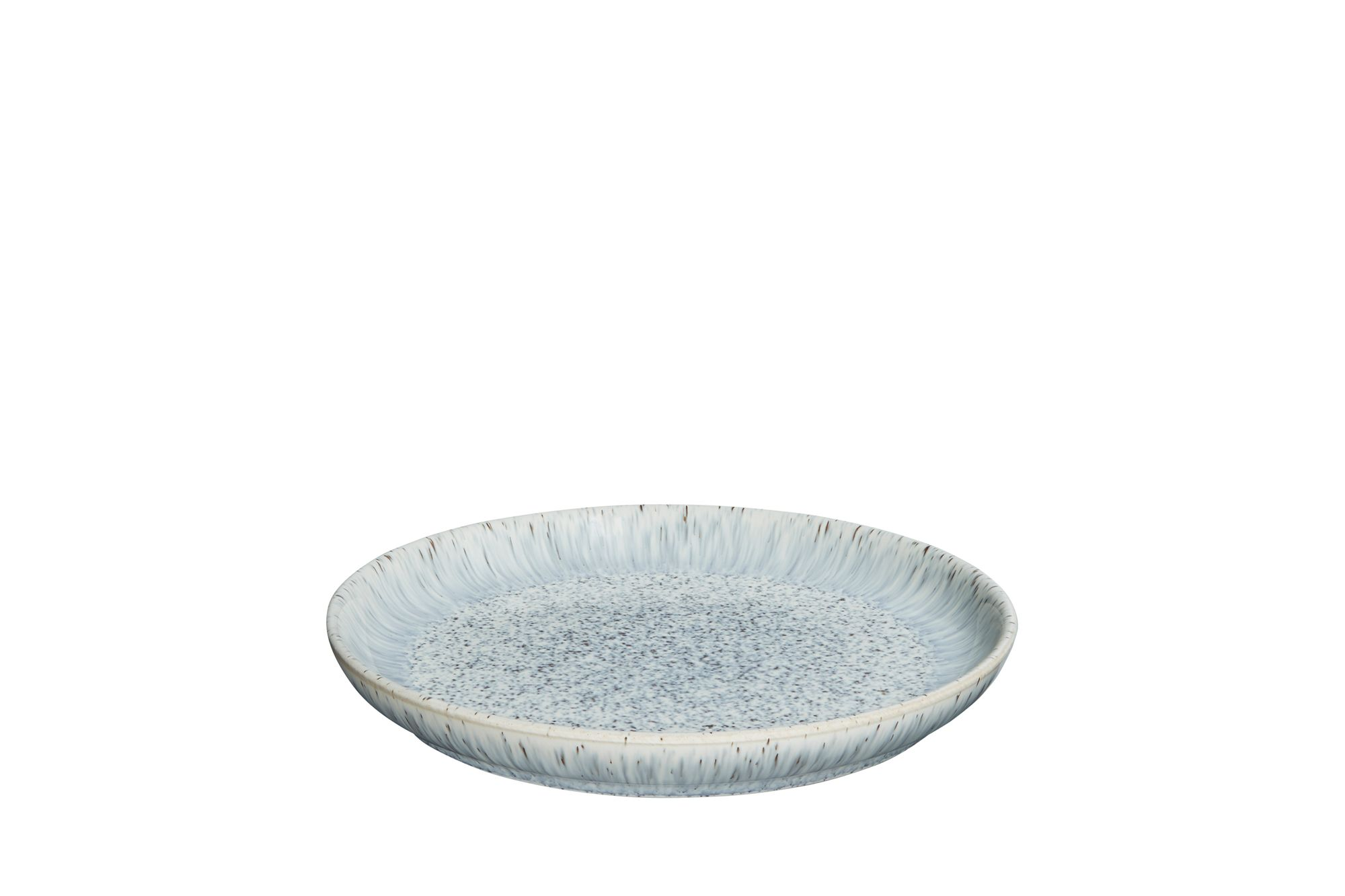 Denby Halo Side Plate Coupe - Speckle 21cm thumb 2