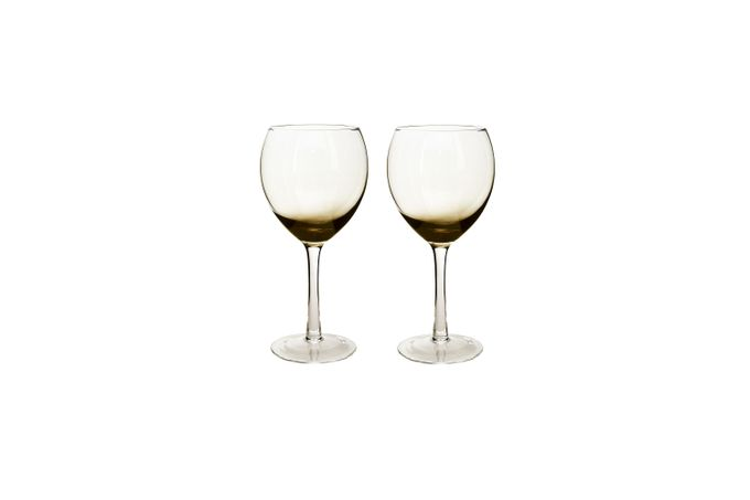 Denby Halo Pair of Red Wine Glasses