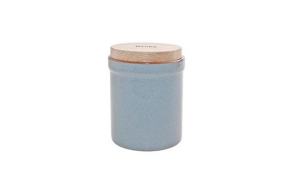 Denby Heritage Terrace Storage Jar + Lid