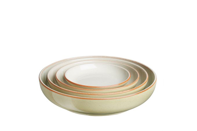 Denby Heritage Veranda 4 Piece Nesting Bowl Set