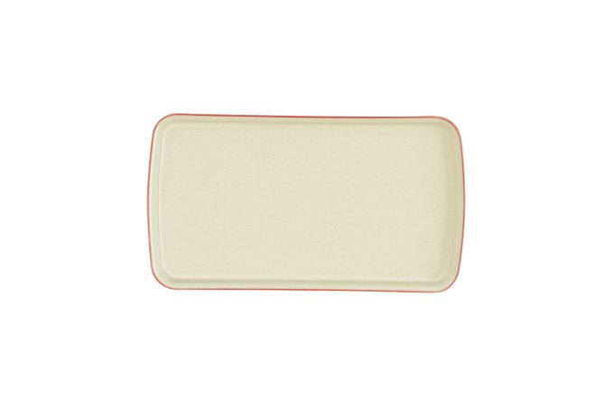 Denby Heritage Veranda Rectangular Platter 26 x 14.5cm