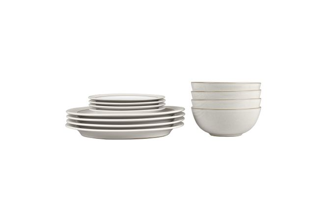 Denby Natural Canvas 12 Piece Set