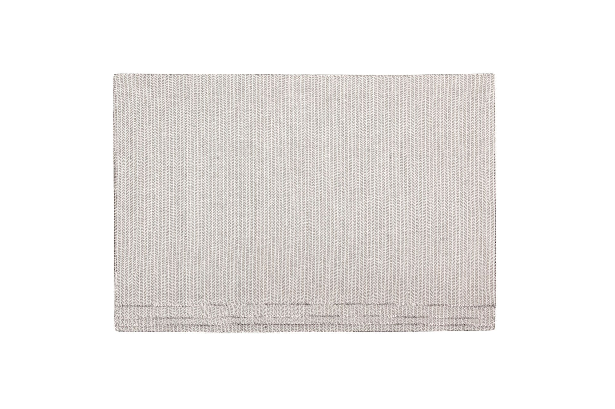Denby Natural Canvas Placemats - Set of 4 Cotton Placemats 38 x 48cm thumb 1