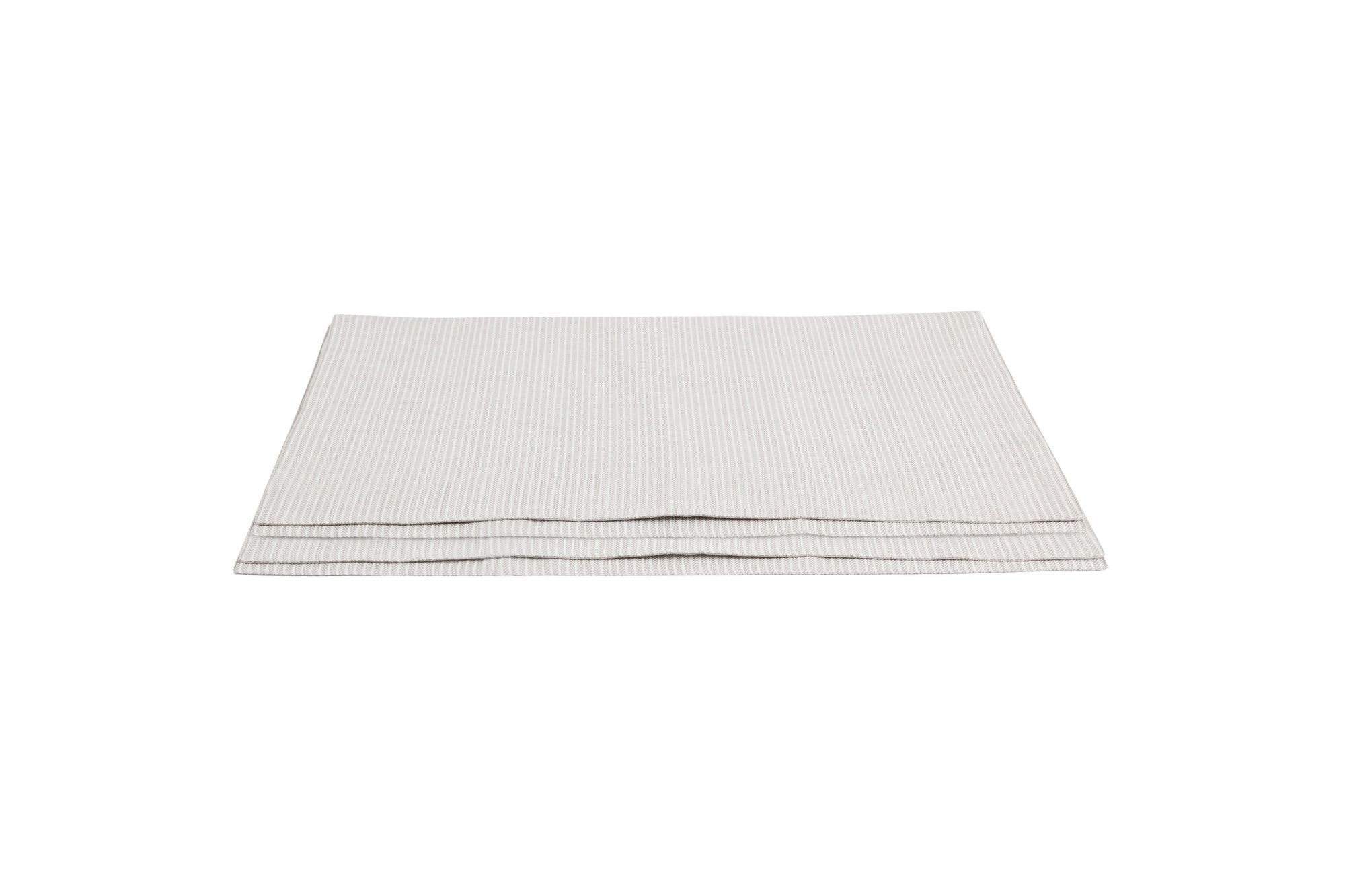Denby Natural Canvas Placemats - Set of 4 Cotton Placemats 38 x 48cm thumb 2