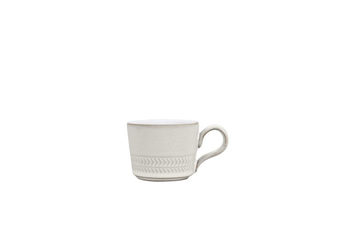 Denby Natural Canvas Espresso Cup TEXTURED