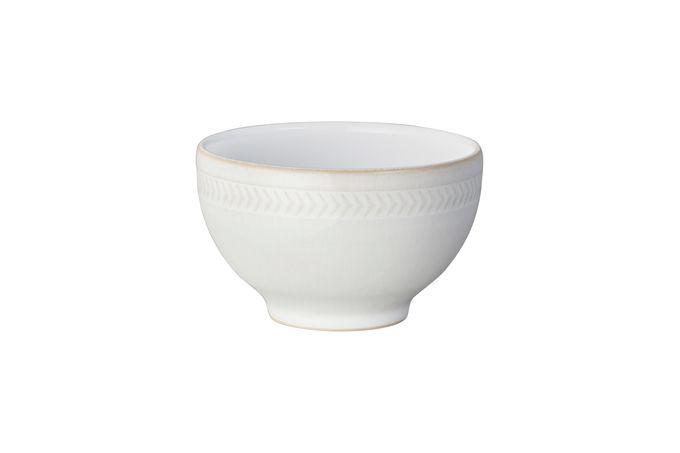 Denby Natural Canvas Bowl TEXTURED 10.5 x 6.5cm