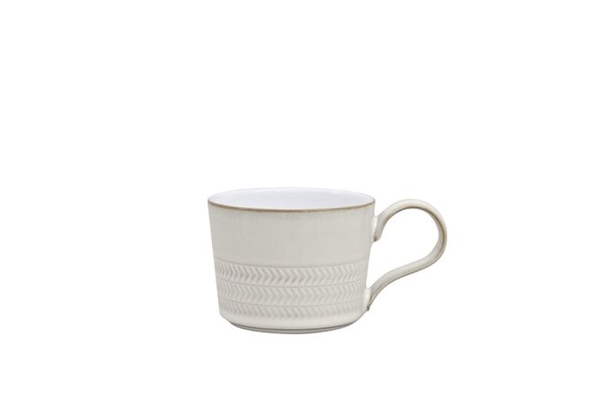 Denby Natural Canvas Tea/Coffee Cup TEXTURED