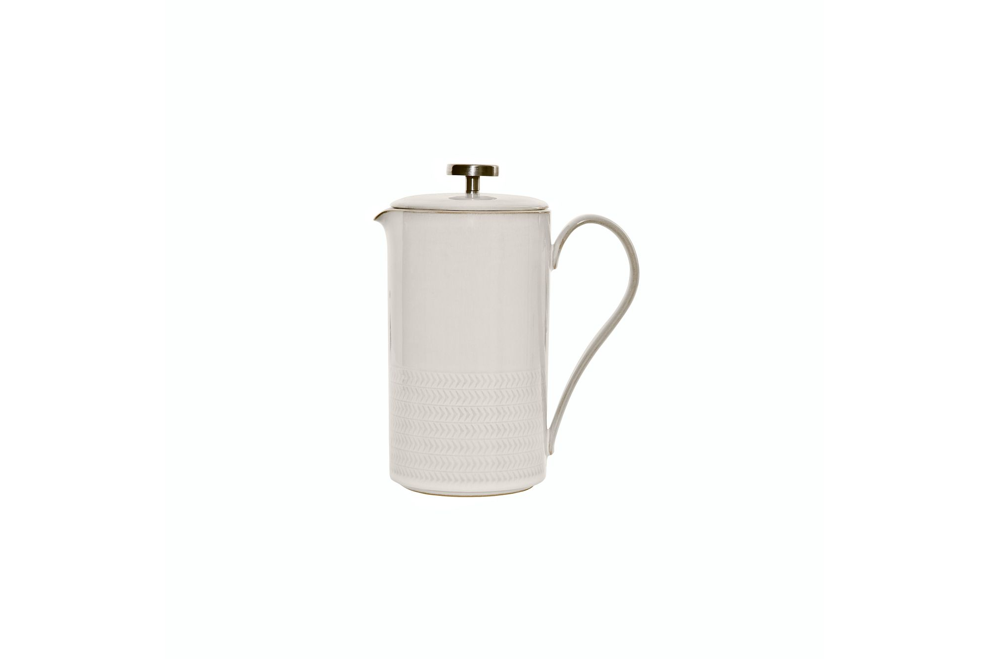 Denby Natural Canvas Cafetiere 1150ml thumb 1