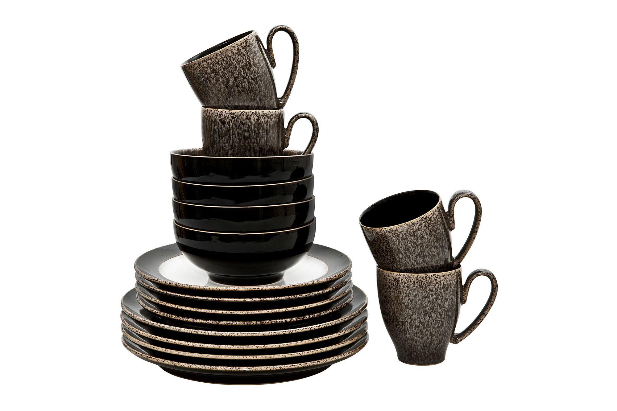 Specialty Plates Denby Praline 16 Pc Dinnerware Set