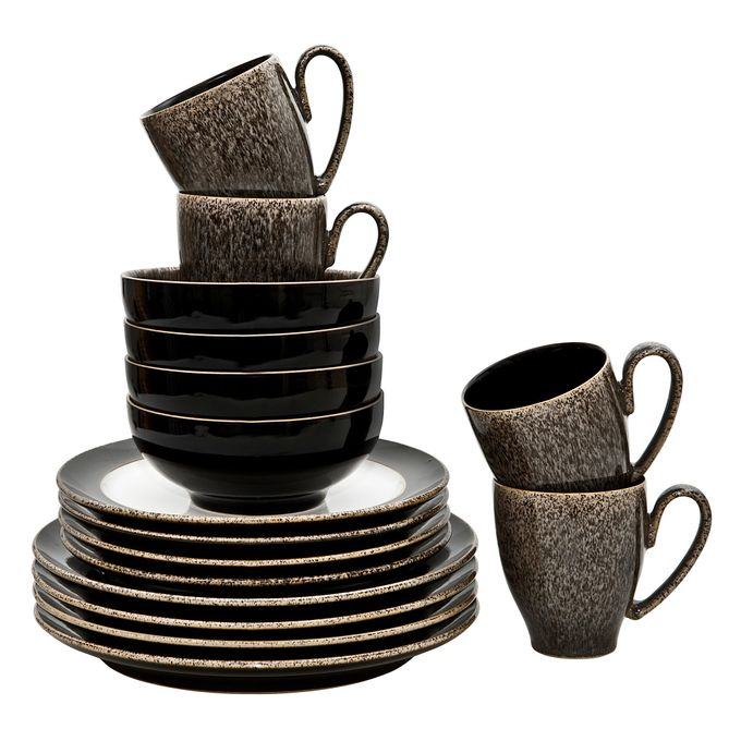 16 Piece Set Praline by Denby  sc 1 st  Chinasearch & 16 Piece Set | Available to order £161.60 | Denby Praline