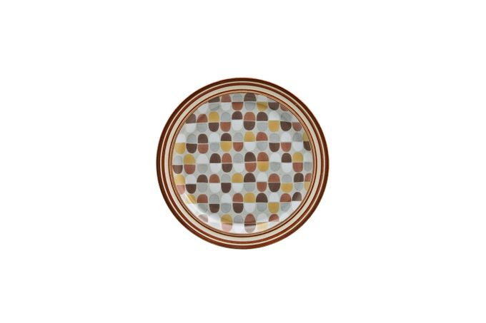 Denby Heritage Flagstone Side Plate ACCENT 22.5cm