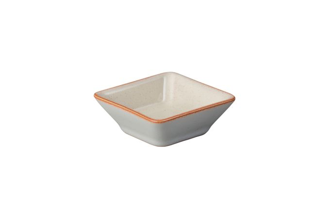 Denby Heritage Flagstone Serving Dish Extra Small square Dish