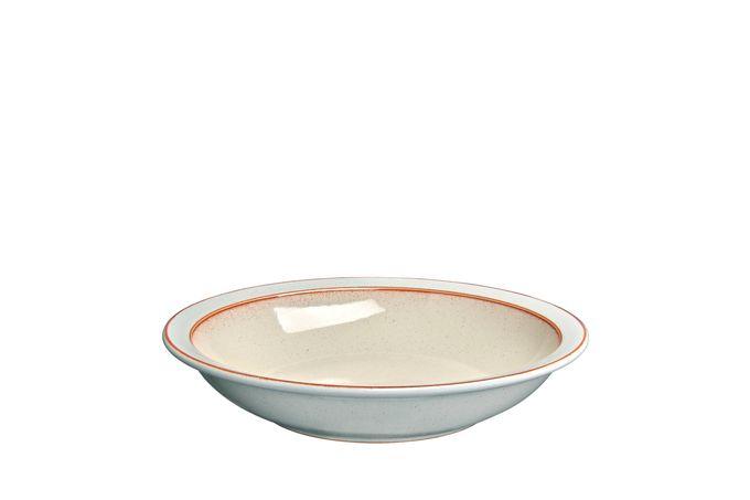 Denby Heritage Flagstone Rimmed Bowl 21 x 4.5cm