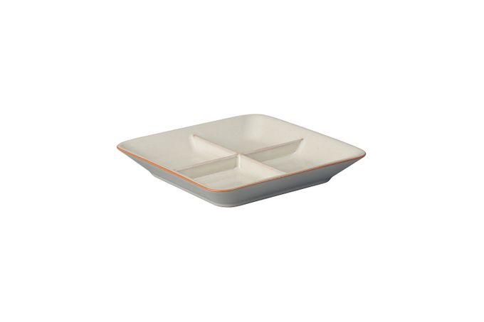 Denby Heritage Flagstone Divided Dish SQUARE