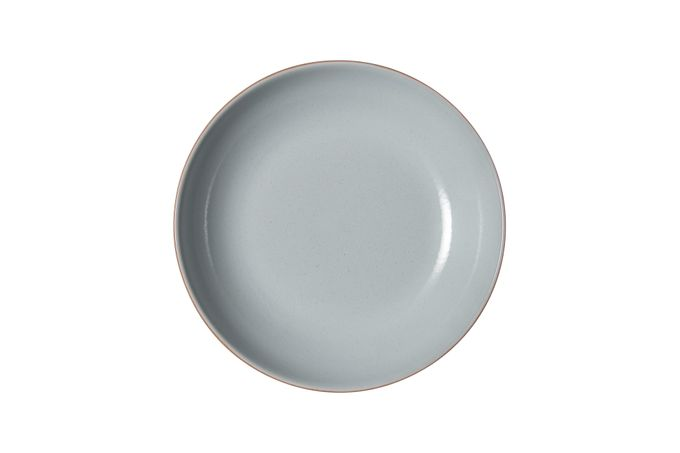 Denby Heritage Flagstone Side Plate Coupe 21cm