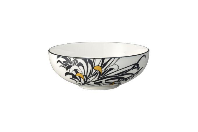Denby Monsoon Chrysanthemum Cereal Bowl 16cm