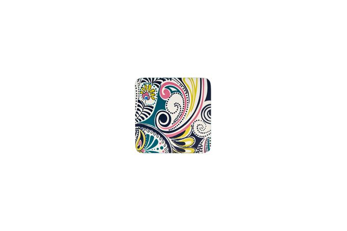 Denby Monsoon Cosmic Coasters - Set of 4 Cosmic
