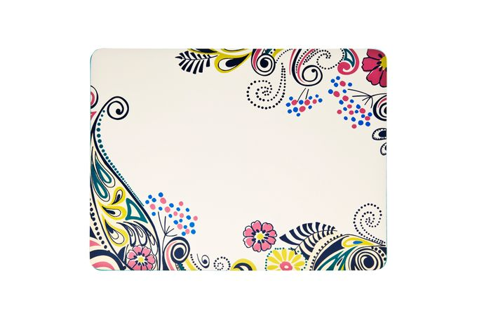 Denby Monsoon Cosmic Placemats - Set of 4 Cream