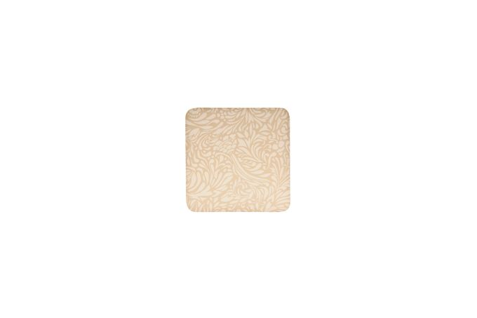 Denby Monsoon Lucille Gold Coasters - Set of 4