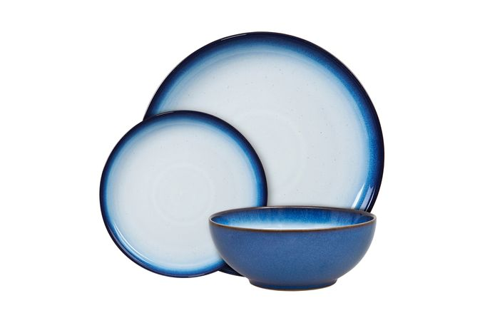 Denby Blue Haze 12 Piece Set