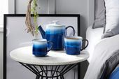 Denby Blue Haze Sugar Bowl - Lidded (Tea) thumb 2