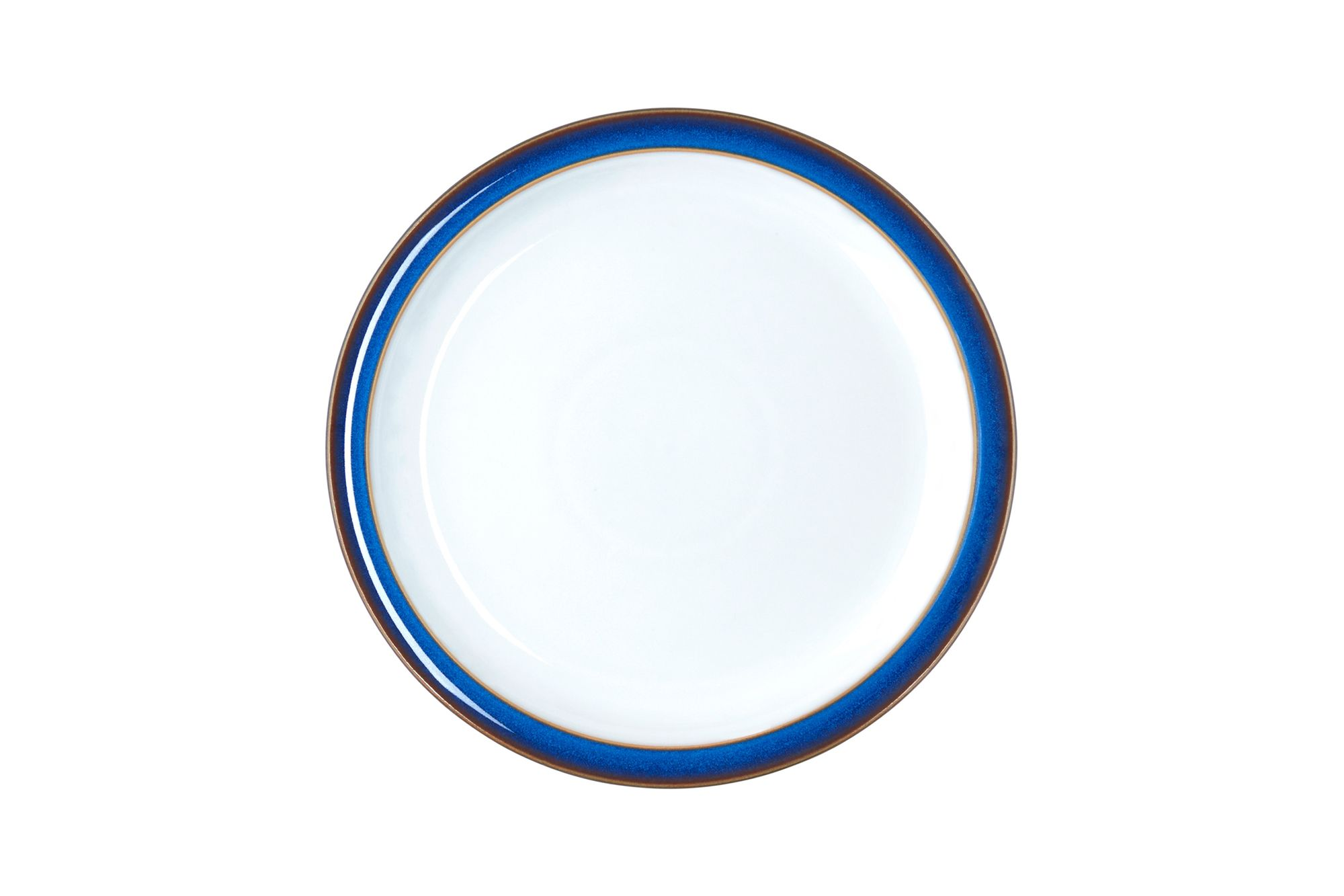 Denby Imperial Blue Side Plate 22cm thumb 1