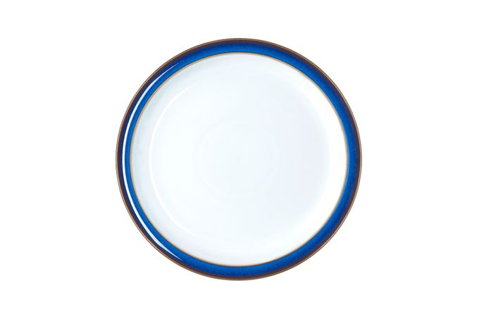 Denby Imperial Blue Side Plate 22cm