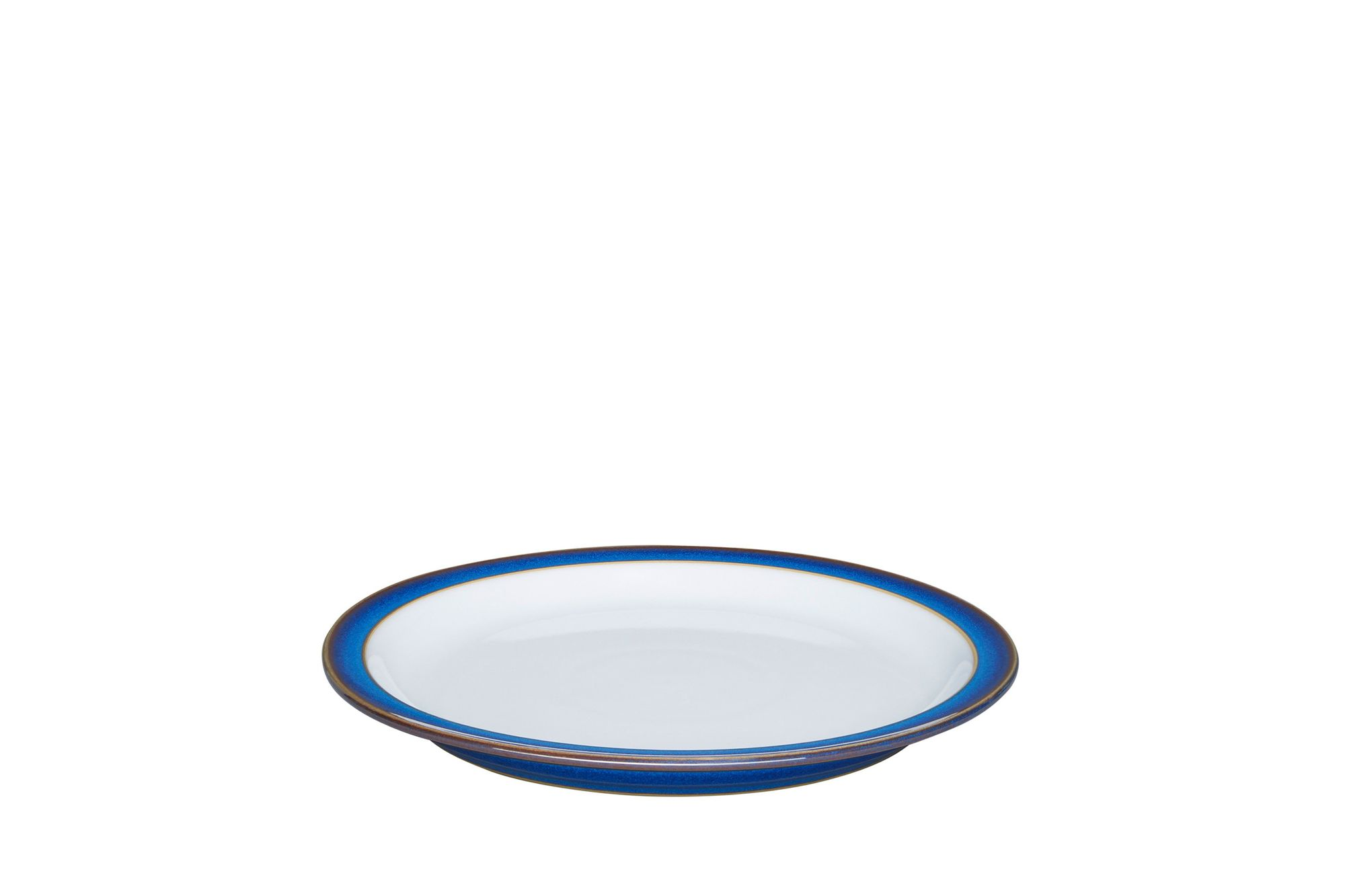 Denby Imperial Blue Side Plate 22cm thumb 2