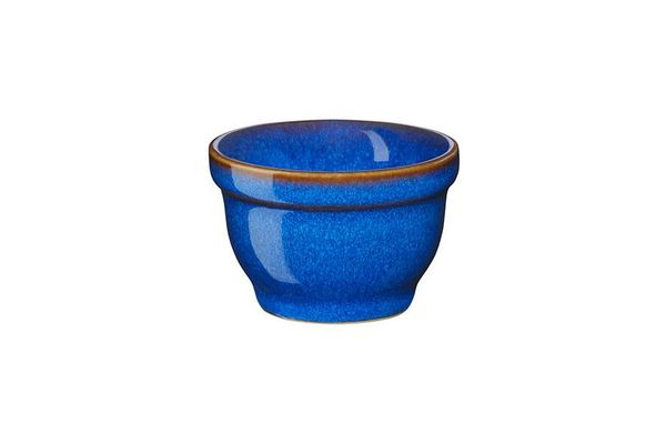 Denby Imperial Blue Egg Cup Not Footed