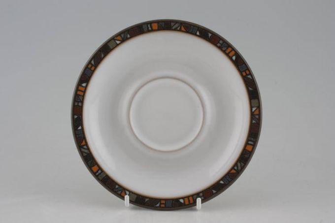 """Denby Marrakesh Tea Saucer 6 1/8"""""""