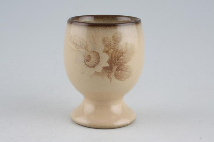 """Denby Memories - See also Images Egg Cup Footed 2 x 2 1/2"""""""