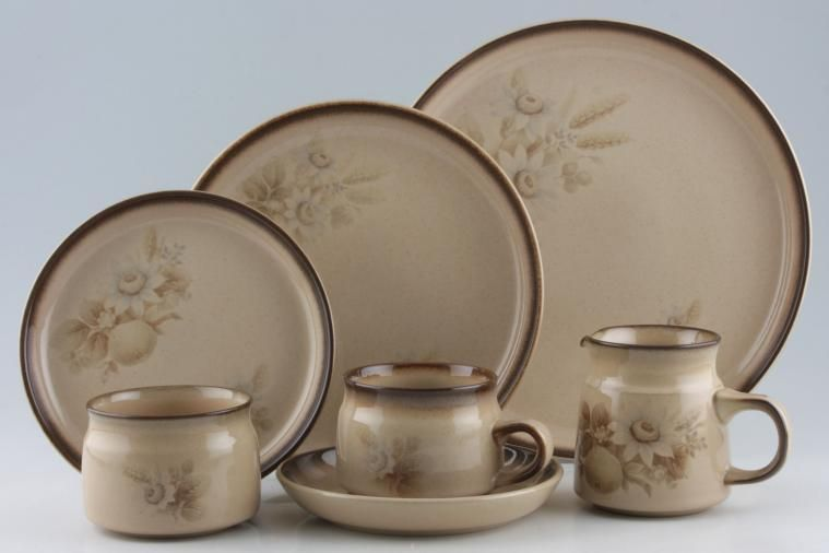Denby - Memories - See also Images & Denby Memories - See also Images | 42 lines in stock