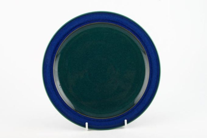 Denby Metz Breakfast / Salad / Luncheon Plate Green Inner 8 3/4""