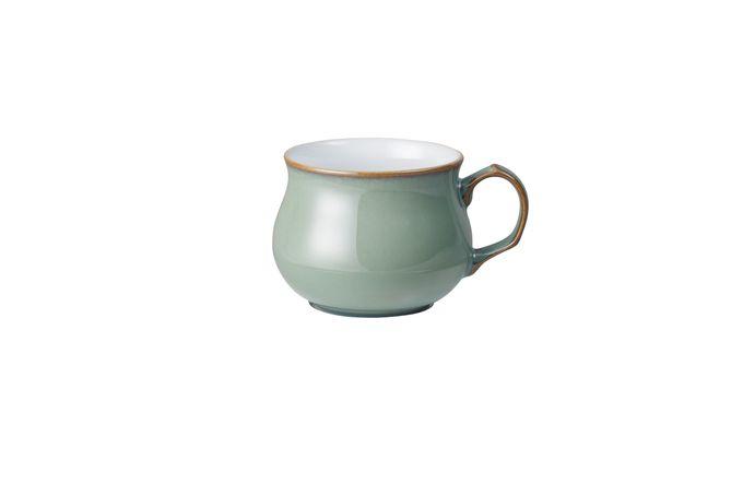 "Denby Regency Green Teacup 3 1/8 x 2 5/8"""