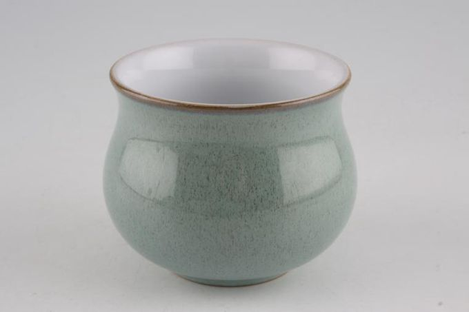Denby Regency Green Sugar Bowl - Open (Tea) 3 1/4""