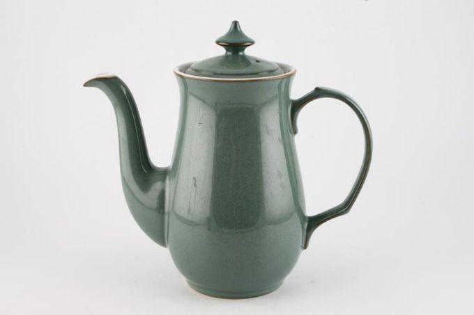 Denby Regency Green Coffee Pot 2 1/4pt