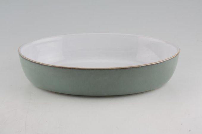 "Denby Regency Green Serving Dish 11 1/4 x 8 1/4"""