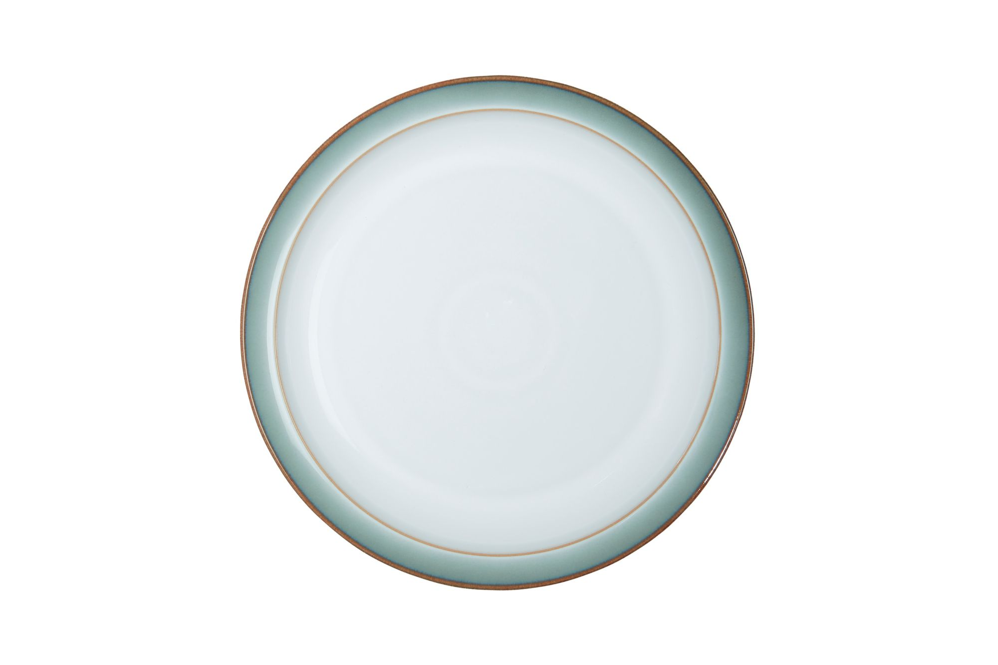 Denby Regency Green Side Plate Deep Plate 21.5 x 3cm thumb 2