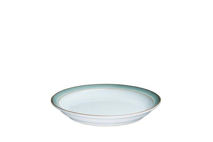 Denby Regency Green Tea Plate Deep Plate 18.5 x 3cm