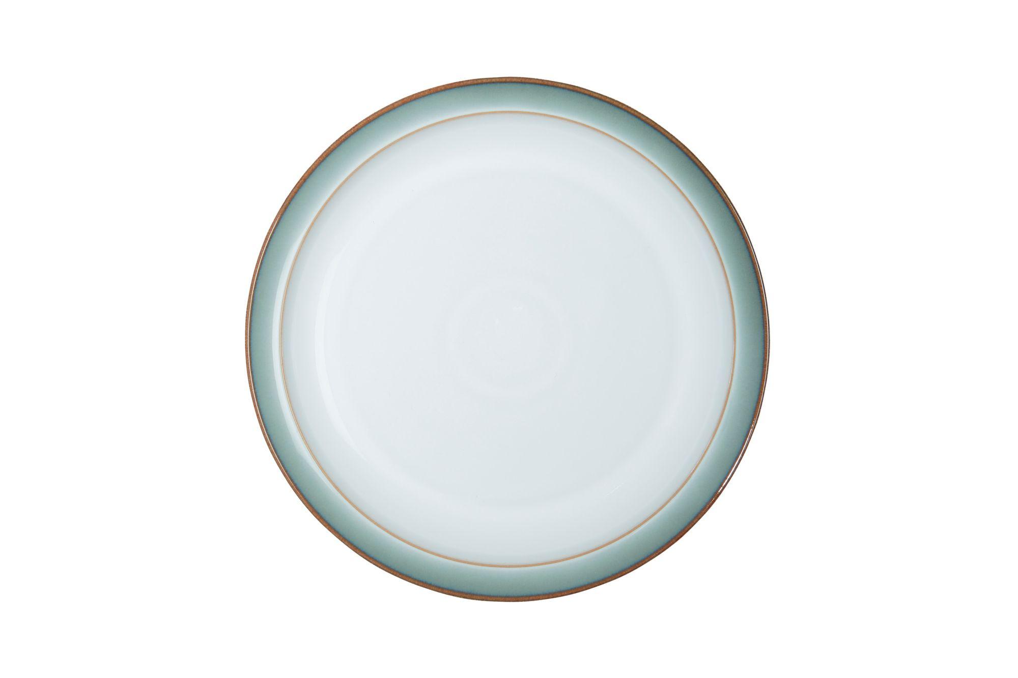 Denby Regency Green Tea Plate Deep Plate 18.5 x 3cm thumb 2