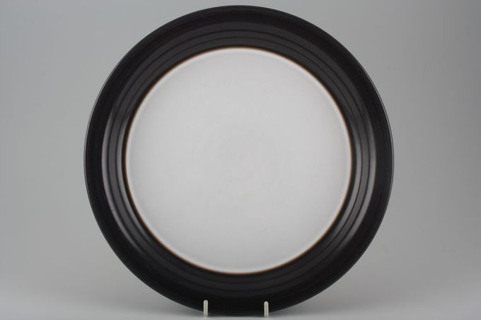 Denby Saville Grey Dinner Plate 10 1/4""