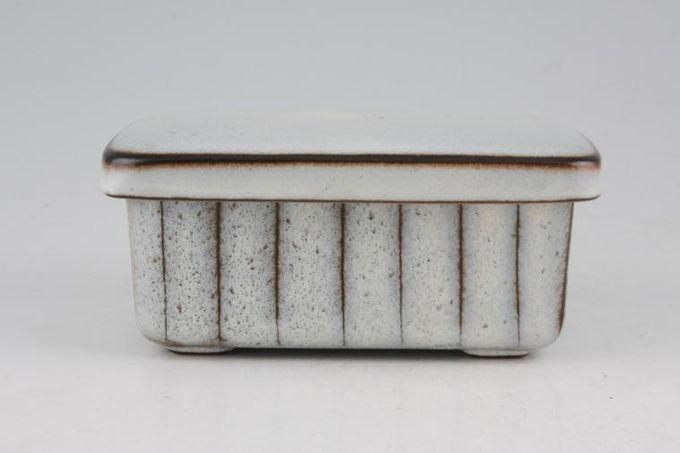Denby Studio Butter Dish + Lid