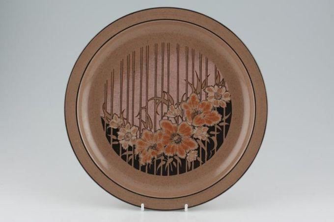 "Denby Sumatra Dinner Plate 10 1/8"""