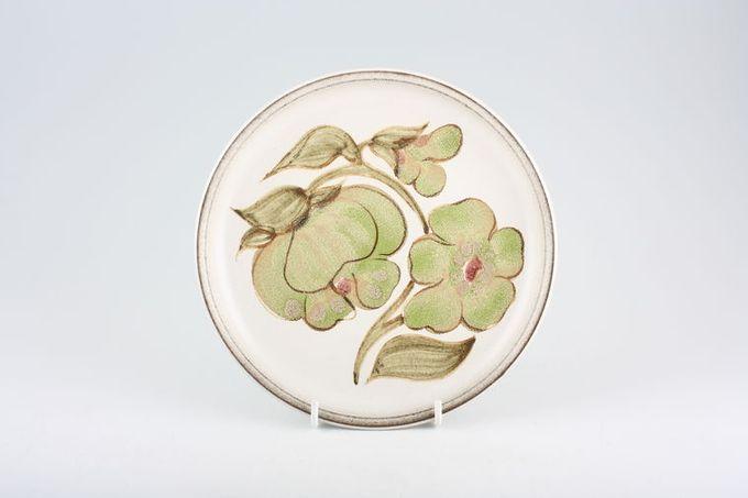 """Denby Troubadour Starter / Salad / Dessert Plate 8 1/4"""""""