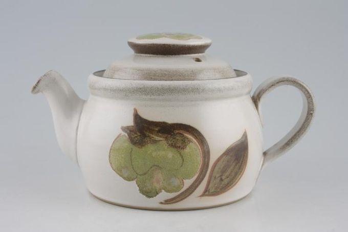 Denby Troubadour Teapot 3/4pt