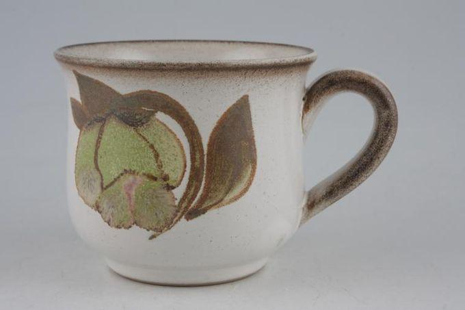 "Denby Troubadour Coffee Cup 3 x 2 1/2"""
