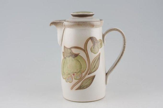 Denby Troubadour Coffee Pot 3pt