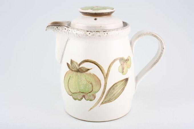 Denby Troubadour Coffee Pot 2 1/4pt