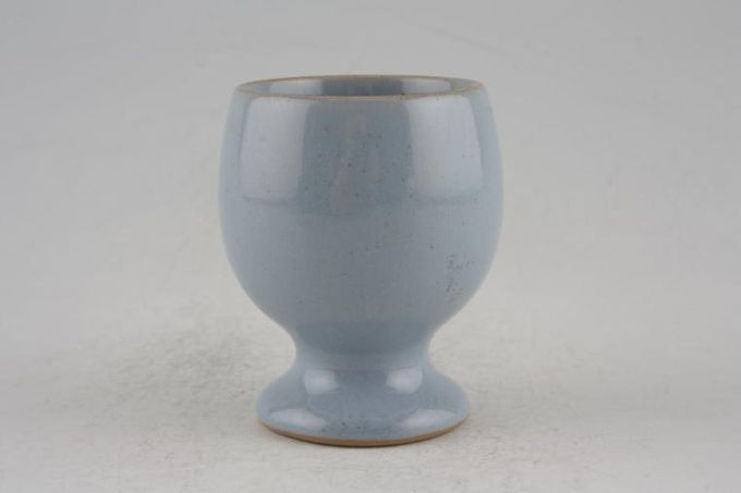 Denby Blue Dawn Egg Cup No Flower 1 3/4 x 2 1/2""